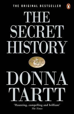 The Secret History on my current to-read list