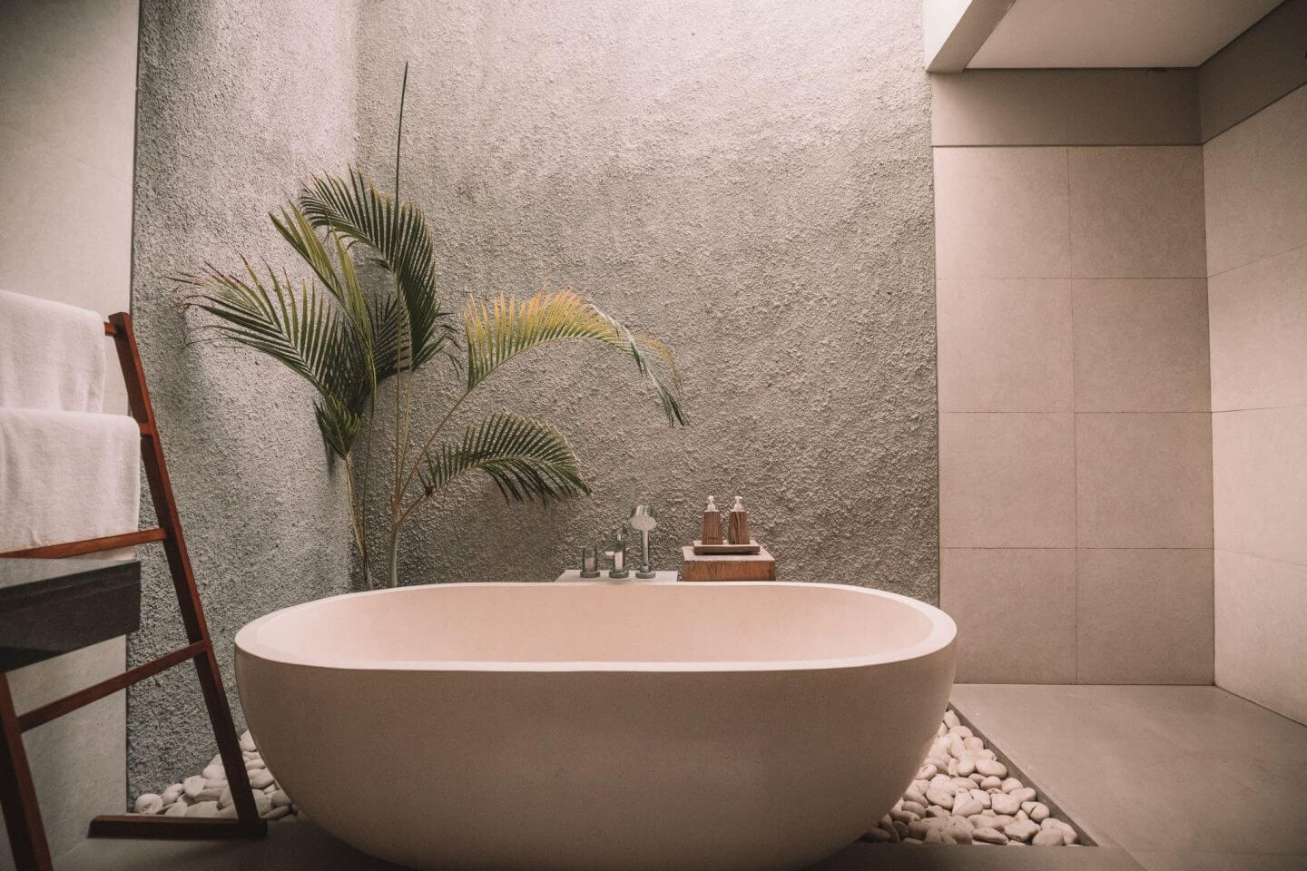 Tips for a warm and toasty bathroom