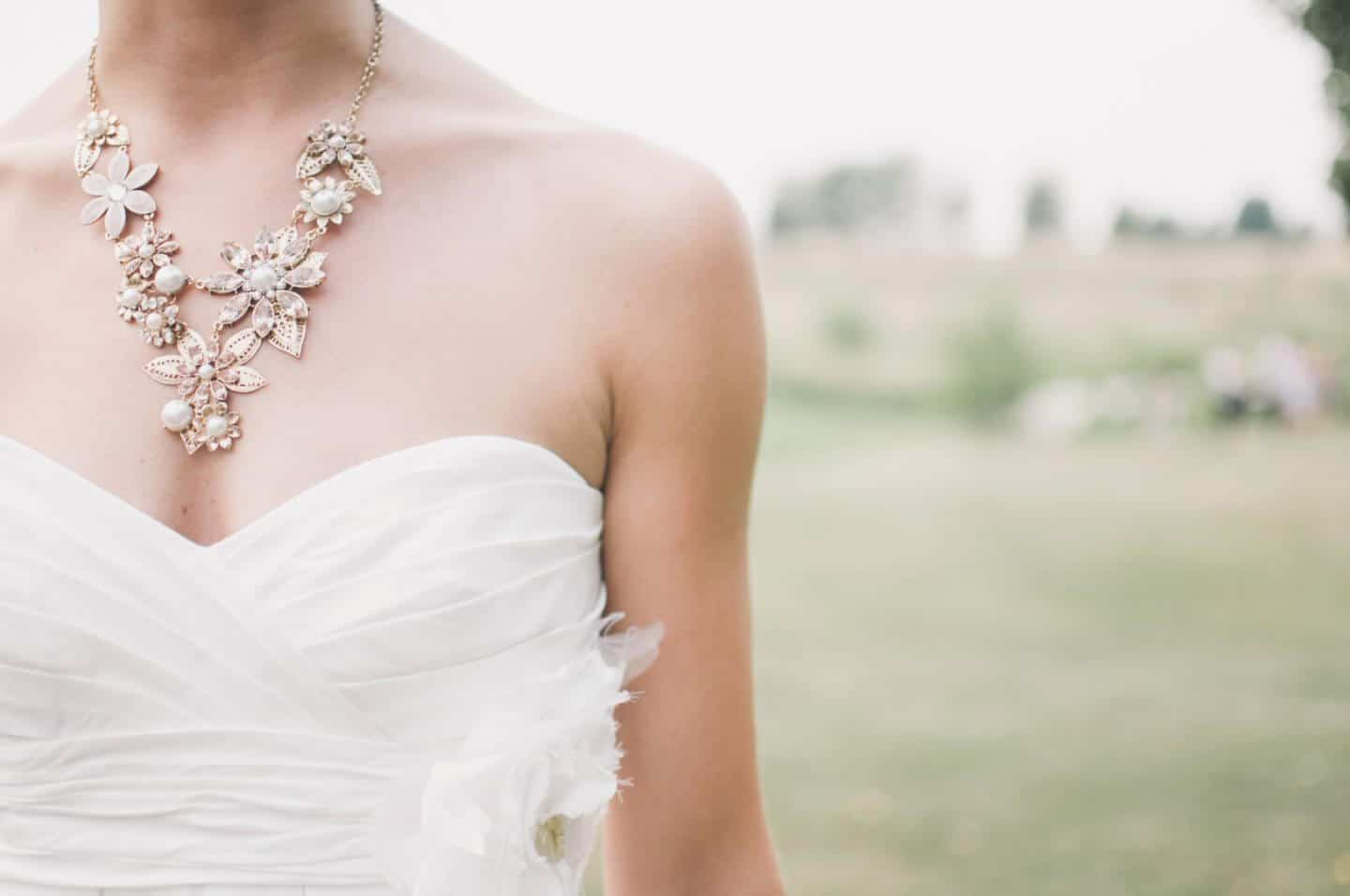 Choosing your wedding jewellery