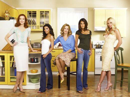 Desperate Housewives cover photo
