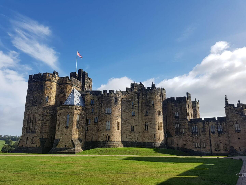 We Visit Alnwick Castle, Northumberland