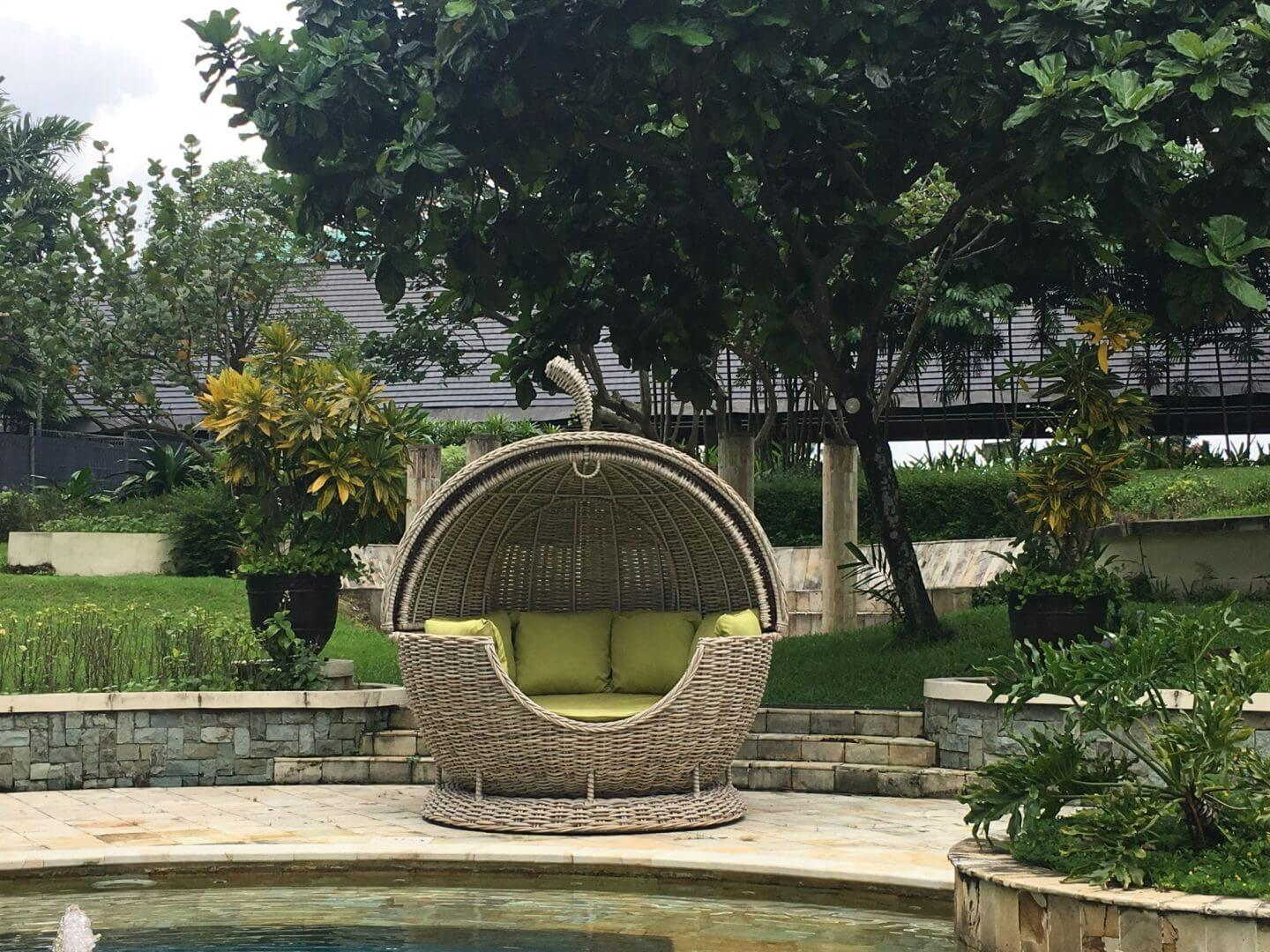 Benefits of Synthetic Rattan Furniture