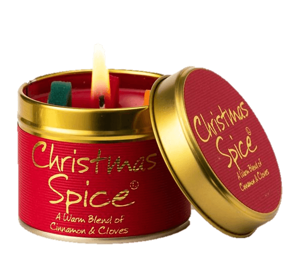 Christmas spice candle from Debenhams